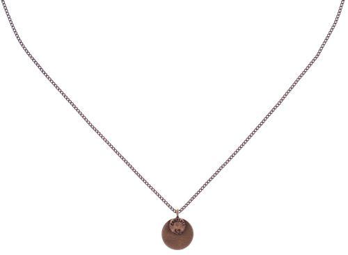 Konplott Spell on You Halskette mit Anhänger in pink/beige 5450543734828