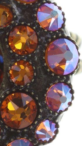 Konplott Inside Out Ring Größe M in orange 5450543638966