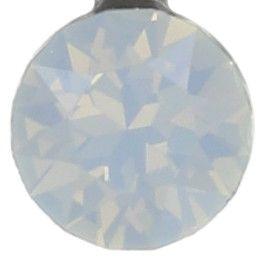 Konplott Magic Fireball Halskette mit Anhänger Mini in weiß/grau opal 5450543727486