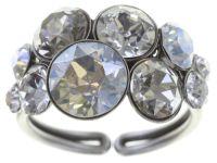 Vorschau: Konplott Petit Glamour Ring in weiß 5450543727363