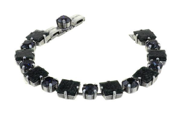 Konplott Cleo Armband Graphite Black 5450543909028
