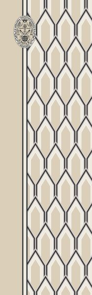 Konplott Schal Geometrisch 3 in beige 5450543806815