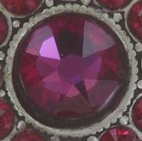 Vorschau: Konplott Spell on You Ohrstecker in pink, dark rose 5450543691701