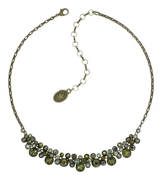 Konplott Water Cascade Halskette Olive Herbs 5450543938028