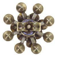 Vorschau: Konplott Magic Fireball Ohrstecker Mini in golden yellow 5450543797700
