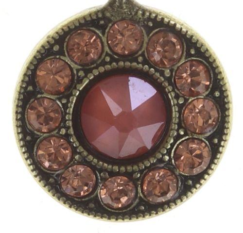 Konplott Spell on You Halskette mit Anhänger pink 5450543671161