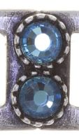 Vorschau: Konplott Mix the Rocks Armband in crystal blau 5450543789965