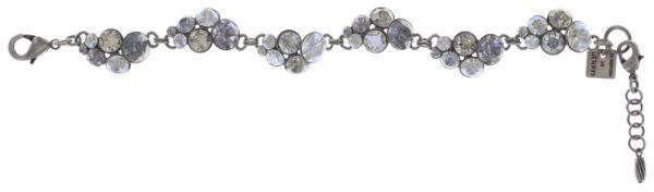 Konplott Petit Glamour Armband in weiß 5450543760223