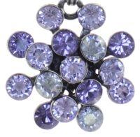 Vorschau: Konplott Magic Fireball Halskette mit Anhänger mini in lila 5450543754734