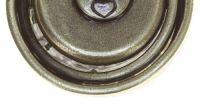 Vorschau: Konplott Boho Twist Ohrstecker in crystal iridescent grün 5450543771991