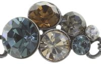 Vorschau: Konplott Petit Glamour Armband in blau/braun 5450543682570