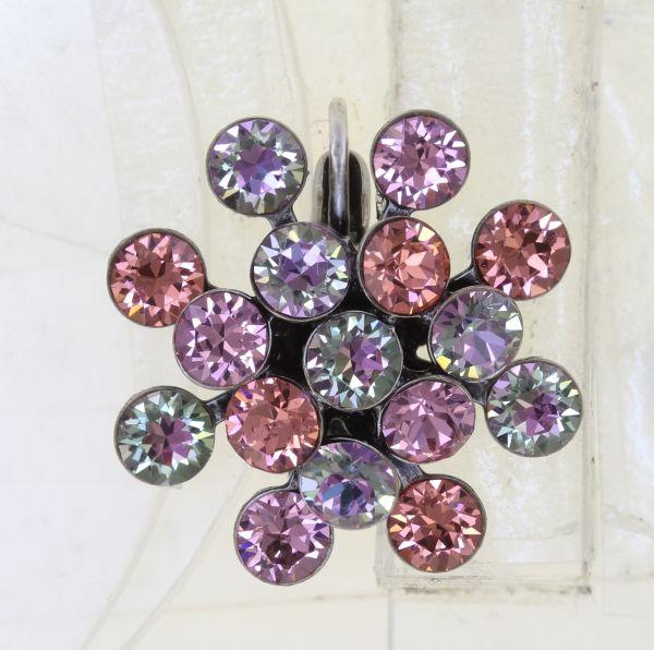 Konplott Magic Fireball Ohrhänger in pink/lila Classic Size 5450543904825